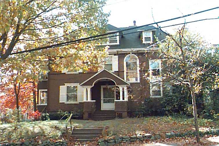 Houses Of The Neighborhoodallerton Street High Street Hill Association