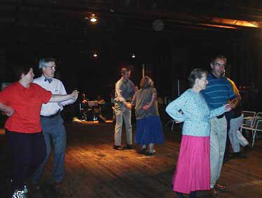 Barn Dance in October is fun for young and old alike