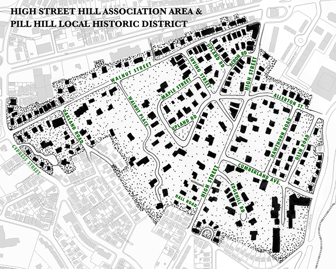 High Street Hill_map for web070314